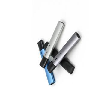 Custom Design Logo Colored Smoke Cigarette E Juice E-Cigarette Vape Disposable