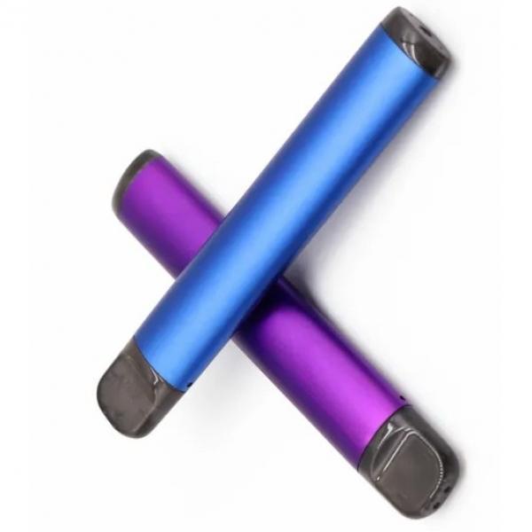 2019 Hot Selling E Cigarettes 510 Airflow Vape Cartridge No Leak Battery With Custom Logo Disposable Pen #1 image